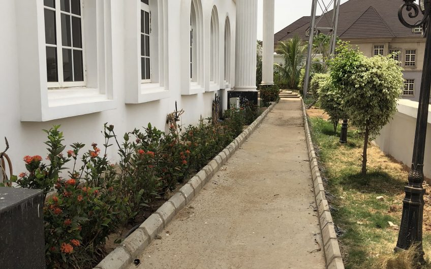 A Prestigious Duplex In The Heart of Asokoro