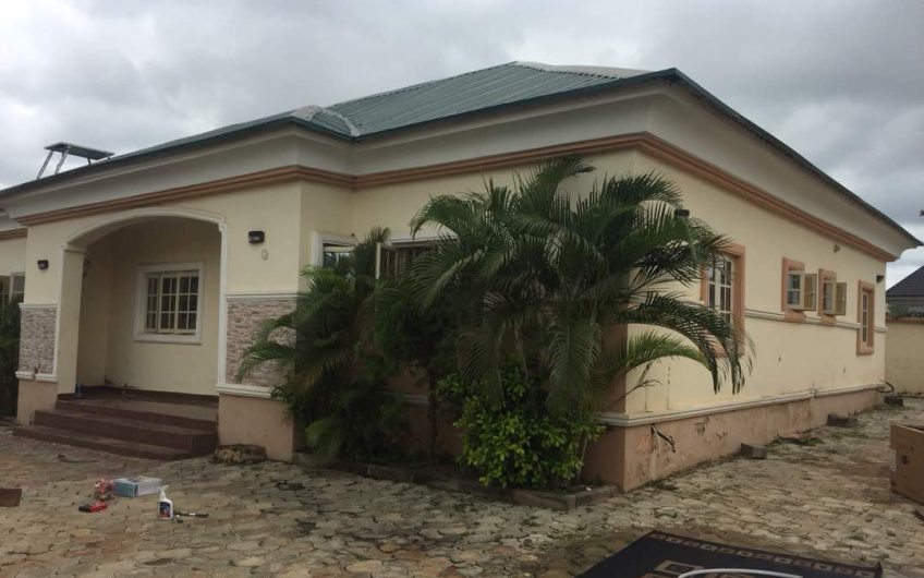 4 Bedroom contemporary Bungalow for sale