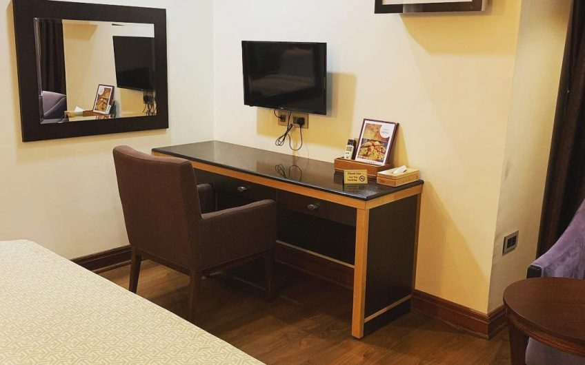 luxurious single, 1- and 2-bedroom service apartment