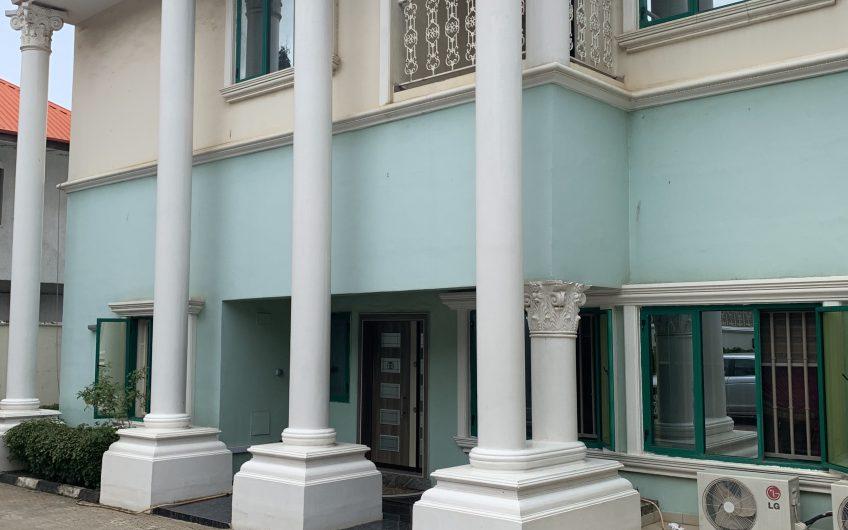 Sleek 4 bedroom terraced house